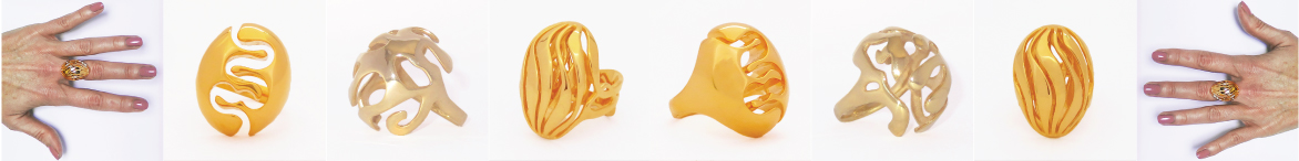 gold-plated-rings-18Kgold-14Kgold