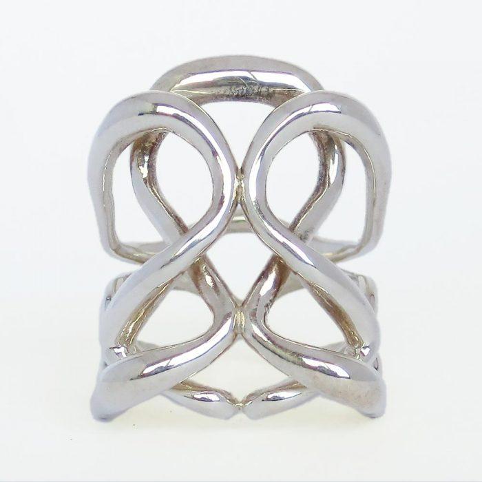 infinity ring unique