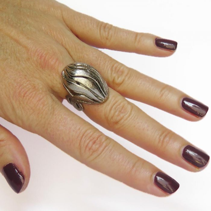 unique statement rings nature jewelry