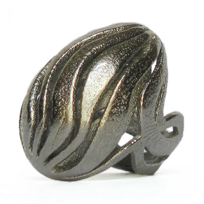 wave ring nature jewelry