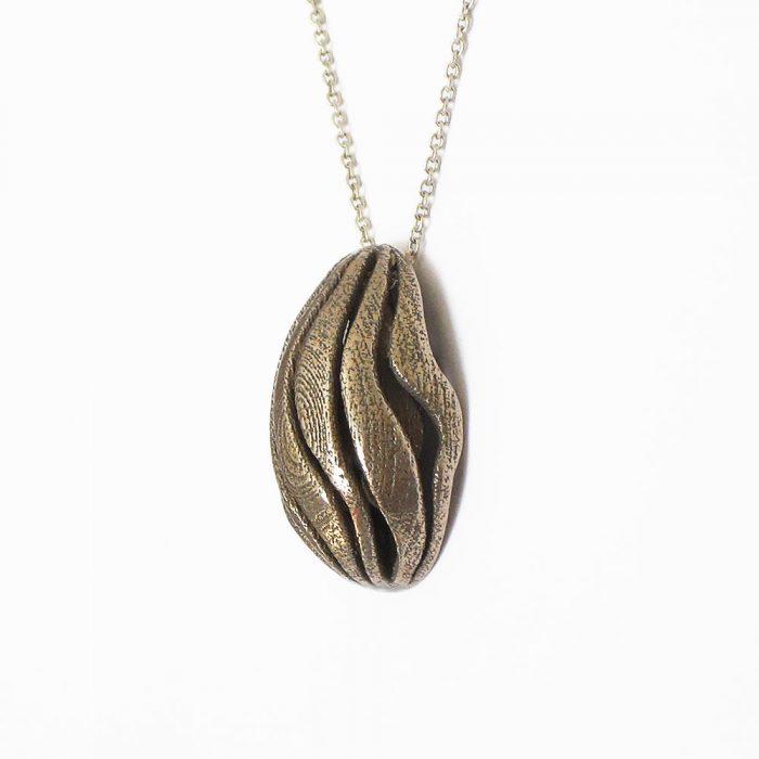 nature pendant necklace