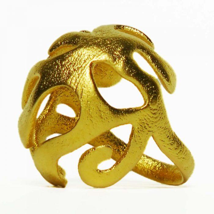 unique ring nature jewelry