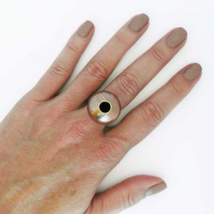 3D printed jewelry statement rings