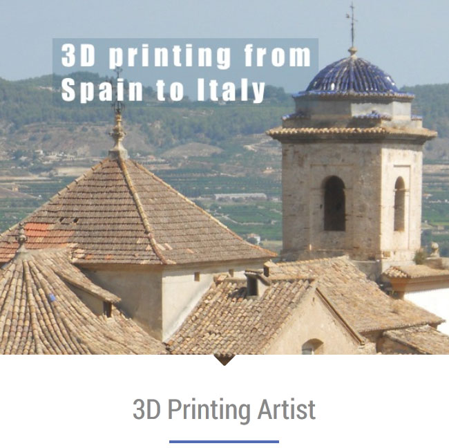 3Dprintwise article about Sloris screenshot