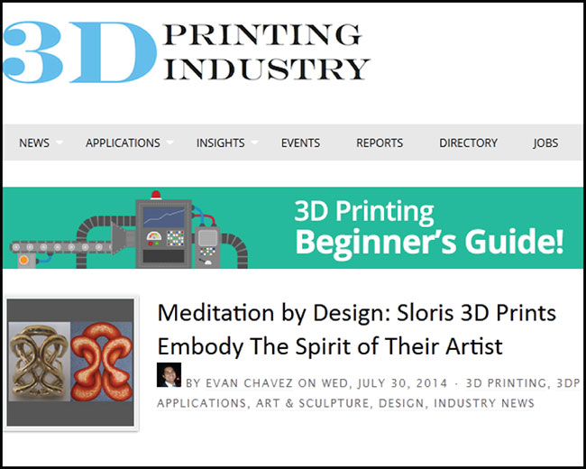 Good things Come in Twos in the 3D Printing World