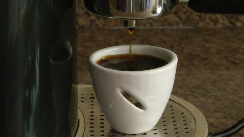 Holeyware Espresso Cup by Sloris